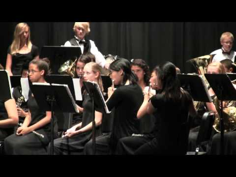 Free World March - Kanapaha Middle School Symphony Band