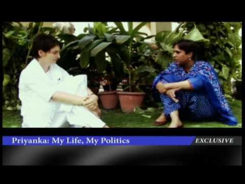 Priyanka: My life, my politics