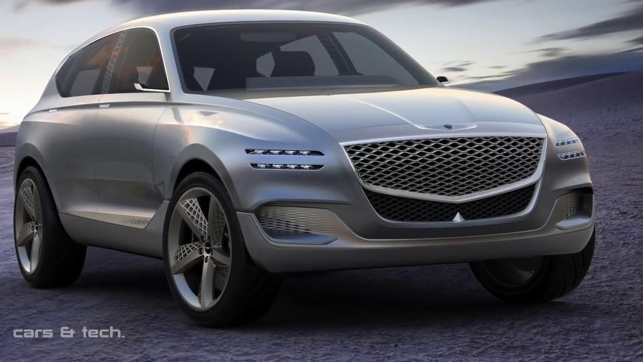 2018 Genesis Suv Gv80 Coming Soon