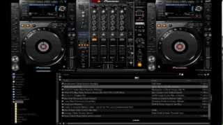 Pioneer CDJ2000 Nexus & Pioneer DJM900 Nexus virtual dj skin free download!!