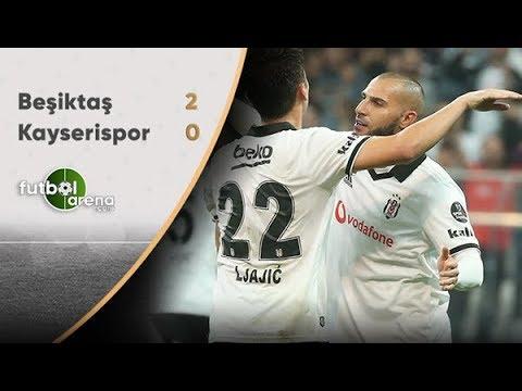 FutbolArena TV'de Beşiktaş - Kayserispor maçı sonrası yorumlar