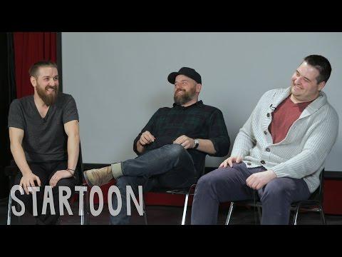 Startoon Cartoon Podcast - Episode 1 - Ottawa