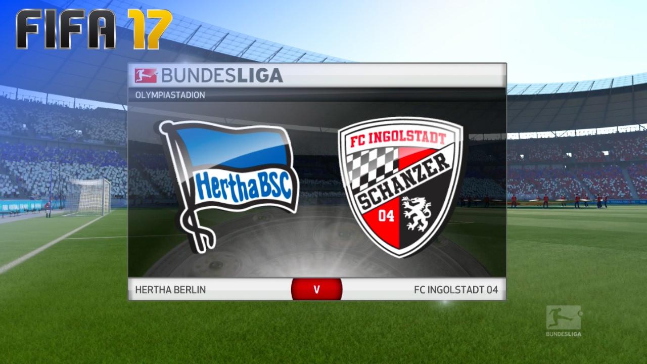 Fifa 17 Hertha