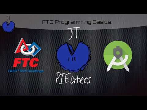 UPDATED: FTC Robotics Help - Beginner Programming -part 1 - Java for FTC Robotics