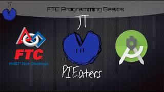 UPDATED: FTC Robotics Help - Beginner Programming -part 1 - Java for FTC Robotics