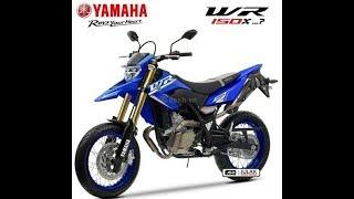 Tin nhanh 24/7 - Yamaha WR150X 2018 Dòng xe cào cào chuẩn bị được ra mắt.