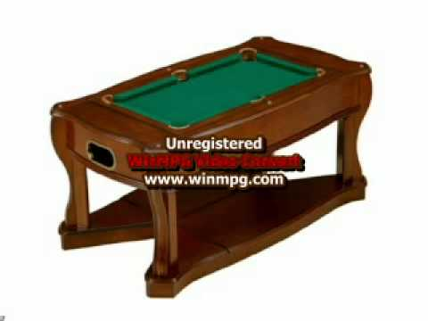 Delicieux MINI 5 IN 1 GAME TABLE