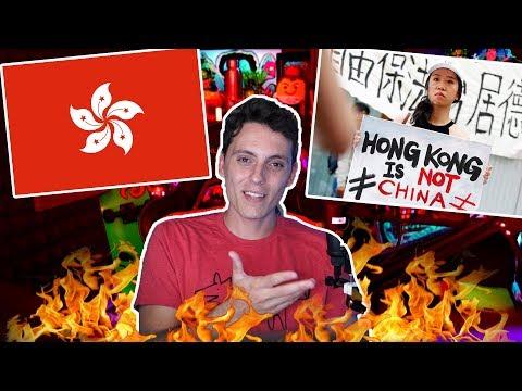 Que esta pasando en Hong Kong?-Wefere NEWS