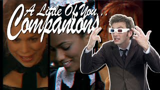 {Doctor Who} A Little Bit Of Companions (Mambo Number 5)