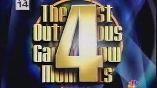 The Most Outrageous Game Show Moments 4 (2003)