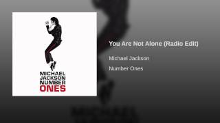 You Are Not Alone (Radio Edit)