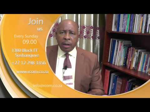 DR. BW Makwakwa - The New Covenant in Contrast with the Old Testament