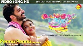 Pennu Pennu | Video Song HD | Film Chennai Koottam | Najim Arshad | Sujatha Mohan
