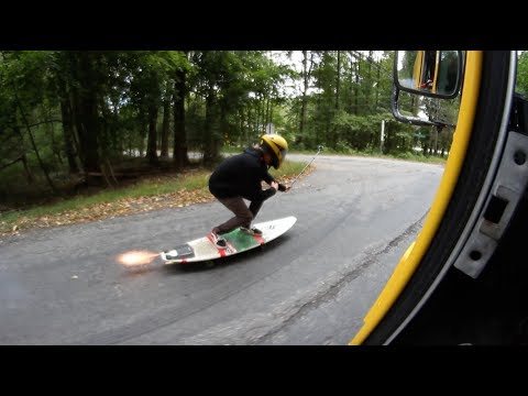 Insane Street Surfing