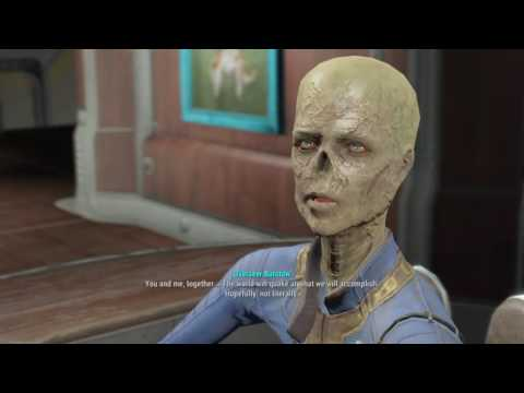 Fallout 4 : Vault 88 TESTING- Luxury High Class Underground [PS4 NOmods] Q&A