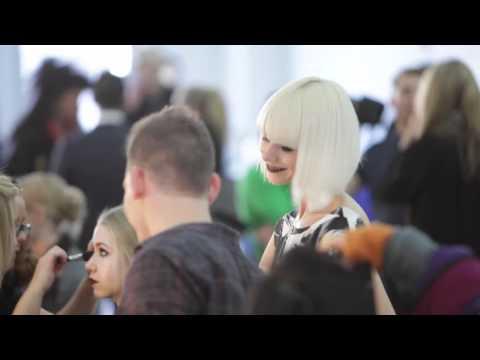 Hairbrained tv @ NYFW 2012 | Sebastian Professional for Alice + Olivia