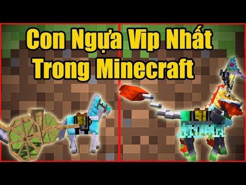Nếu Noob Nuôi Được Con Ngựa Vip Nhất Trong Minecraft**Sự Tiến Hóa Của Ngựa