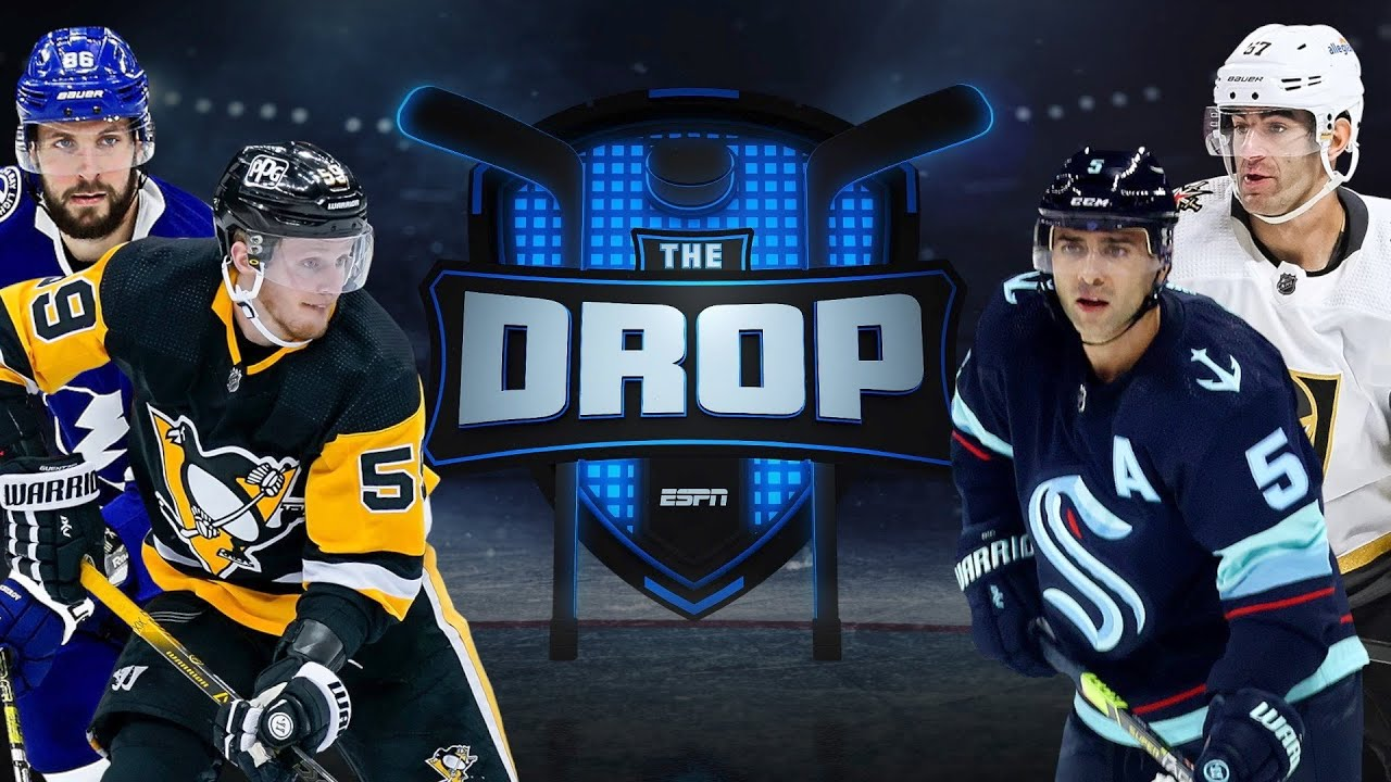 Previewing 2021-22 NHL Season and Opening Night ESPN Doubleheader