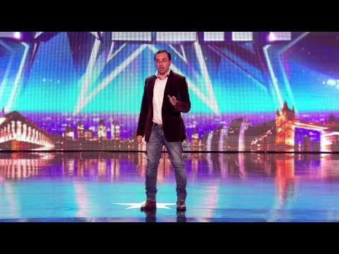 Alfonso's outstanding echo   Britain's Got More Talent 2014