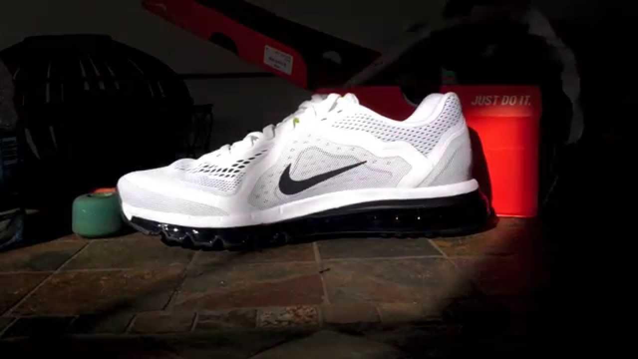 Nike Air Max 2014 White Black