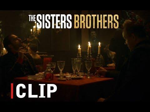 Отрывок из фильма Братья Систерс (2018) #1 - The Sisters Brothers