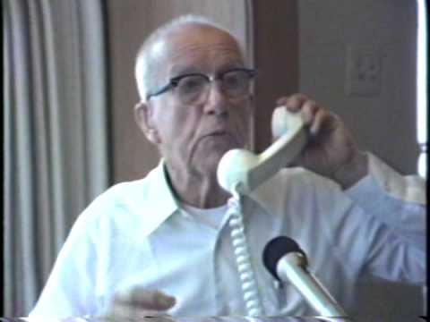 Buckminster Fuller Interview with Mits Kataoka January 30,1978 Organized by Mits Kataoka
