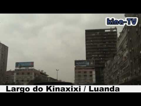 Largo do Kinaxixi - Luanda / Angola