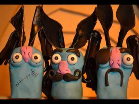 Film d'animation en pâte à modeler (Stage 2014 Arteria) avec Vincent Dubourg - YouTube