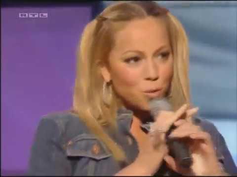(Acapella) Mariah Carey - Boy (I Need You)