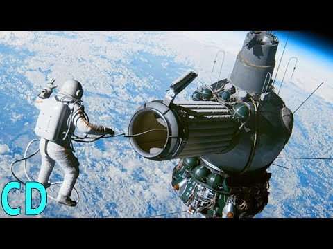 How the First Spacewalk Nearly Ended in Disaster - Alexei Le