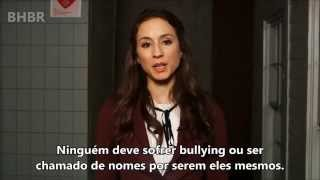 The Cast of PLL Stands Up Against Bullying for #SpiritDay [LEGENDADO] Video