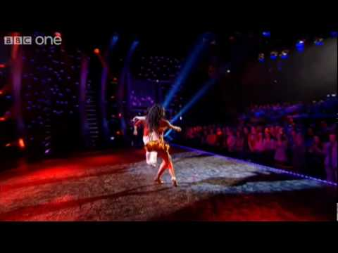 Week 3: Tommy & Yanet - Salsa  So You Think You Can Dance  BBC One
