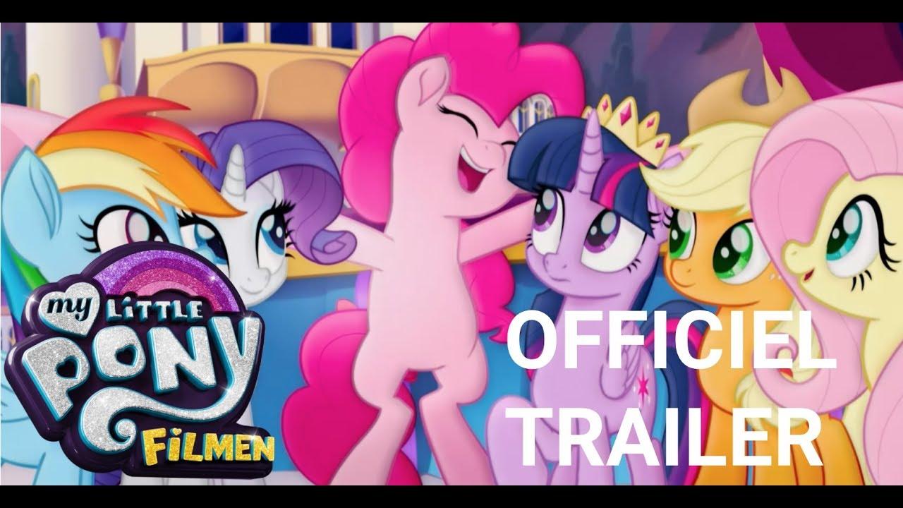 My Little Pony Hovedtrailer M Danske Stemmer Youtube