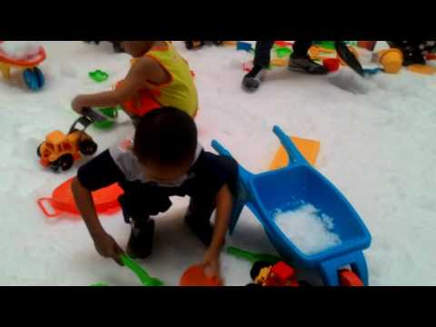 Keith @ Snow Playground