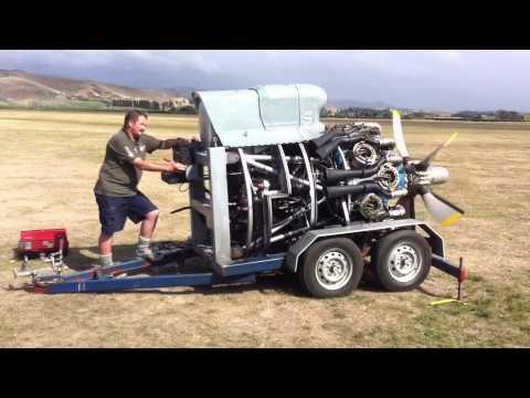 Hqdefault on Sleeve Valve Aircraft Engine