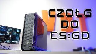 Wymaksowany komputer tylko do CS:GO - budowa, montaż, gameplay - VBT