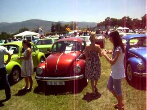 6. Bursa Klasik Otomobil Şenliği