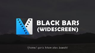 Sony Vegas Pro 12 | Black Bars on Top and Bottom | Film Letterbox | Widescreen Look.