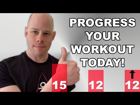 How to Make Progress in Every Workout