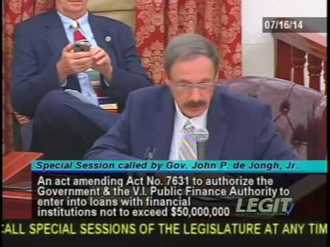 7.16.14 Special Session - Testimony by Dr. Shahidehpour