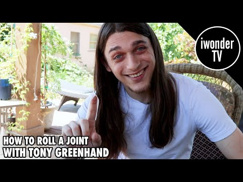 Rolling Tutorial With Tony Greenhand