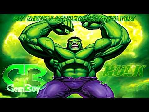 █ Gem Boy ■ Hulk ■ Colorado ■ 2012 █
