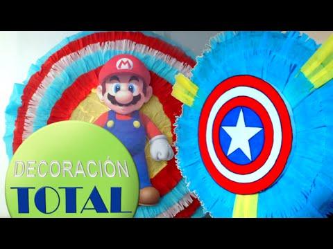 Ideas para pi atas haz una pi ata original en fiestas - Ideas para fiestas infantiles ...