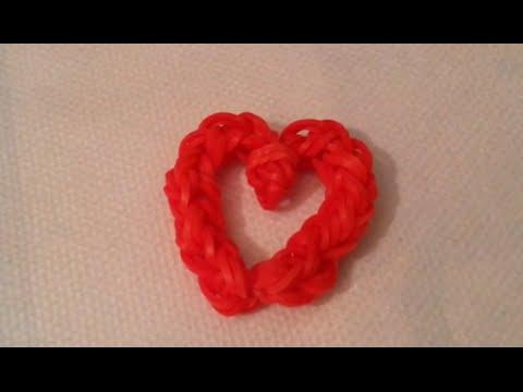 625f5161d942 Cómo hacer un corazón con gomas | facilisimo.com