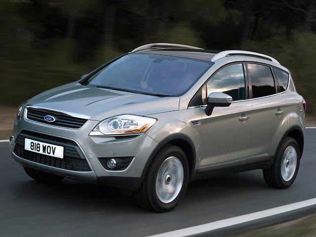 Ford Kuga Titanium L 2 5 T 2010 Test Auto Al Dia Youtube