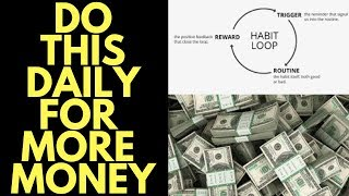 The Most Powerful Habit for Attracting more Money using the Law of Attraction