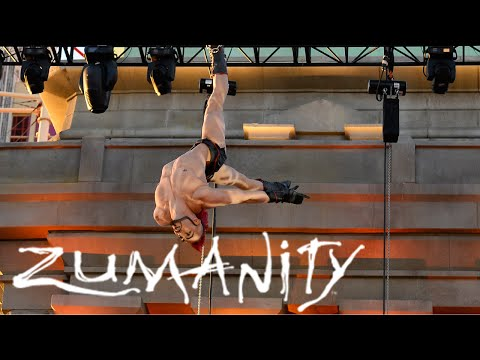 Zumanity: Outdoor Performance in Vegas 2015 | Cirque du Sole