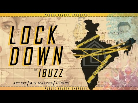 Download LOCKDOWN - IBUZZ (prod, By Leviticus) | OFFICIAL MUSIC VIDEO) | CORONA SONG |STAYHOMESTAYSAFE