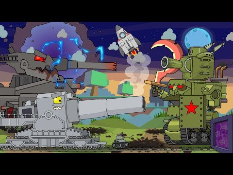 All episodes about Stalins secret + a bonus at the end / Cartoons about tanks