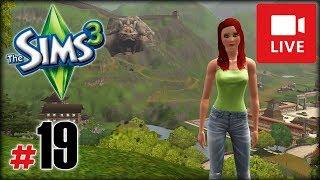 """[Archiwum] Live - Przygody Zagadki (The Sims 3) (9) - [1/2] - """"Topór Pangu! Jest moc!"""""""